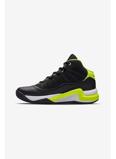 Lescon Bounce 2 Siyah Erkek Basketbol Ayakkabısı Siyah